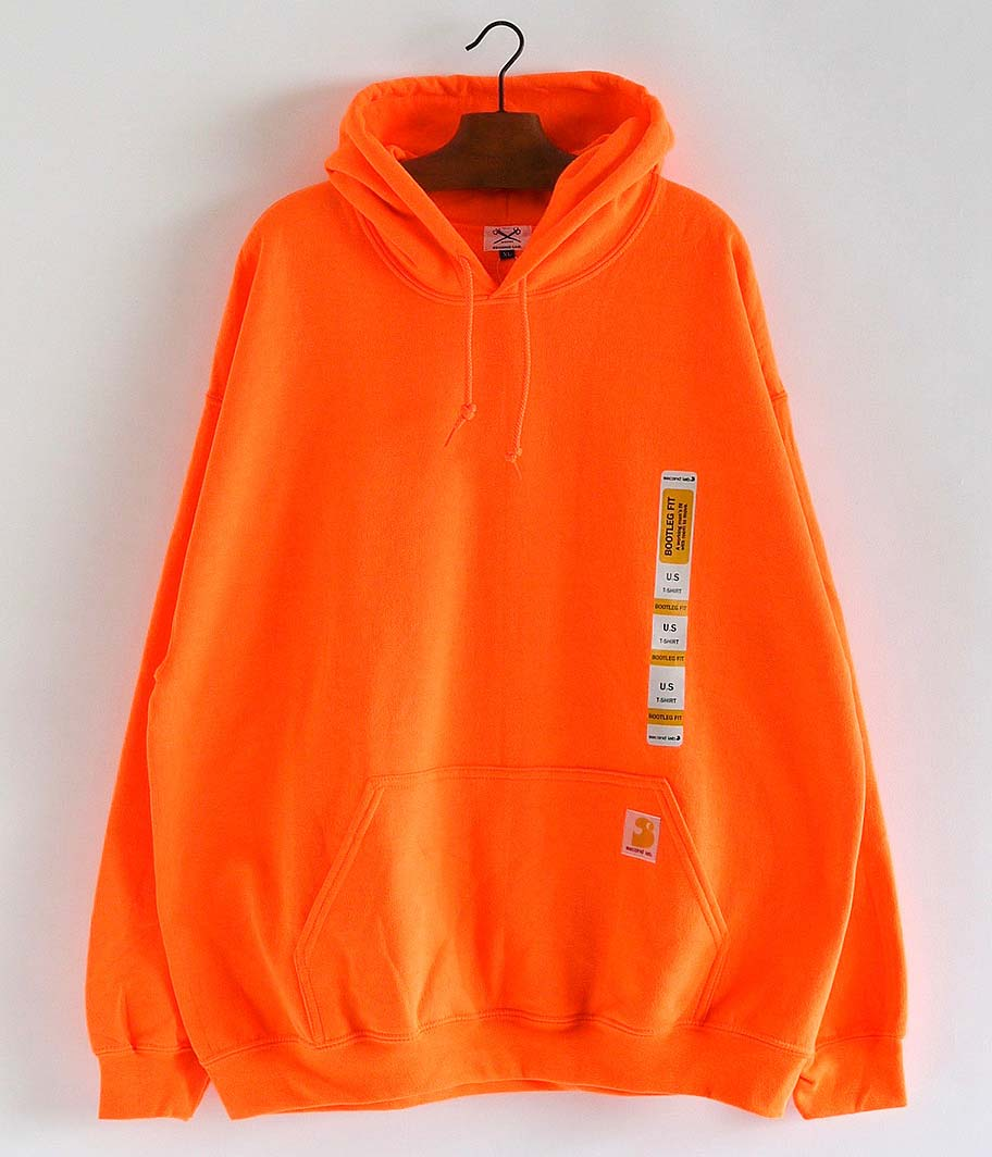 SECOND LAB NYC SWEAT HOODIE