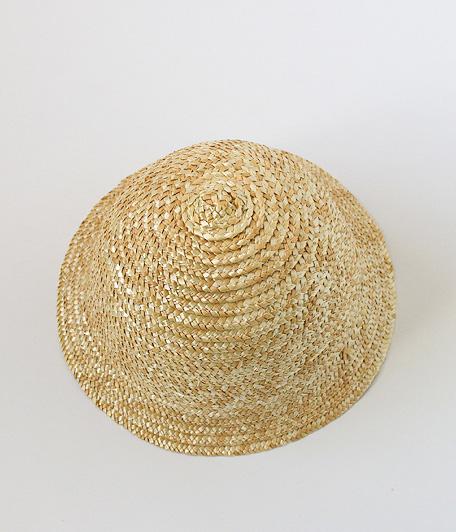 SOWBOW 鐘型麦藁帽子 / BELL SHAPE MUGIWARA HAT