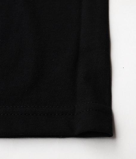 SOWBOW 漢字ロゴタイプ長袖Tシャツ