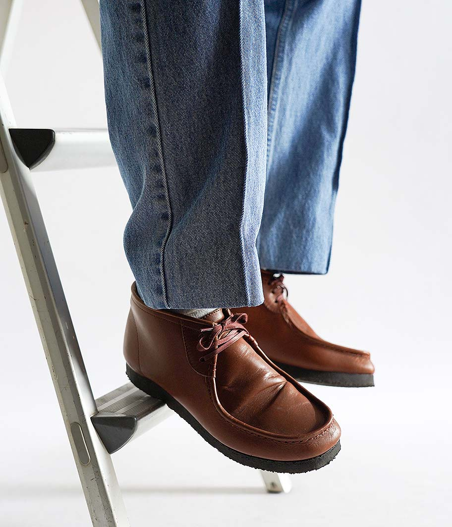 STOCK NO MB1701 Moccasin Shoes