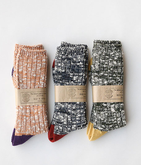 THE SUPERIOR LABOR Melange Socks