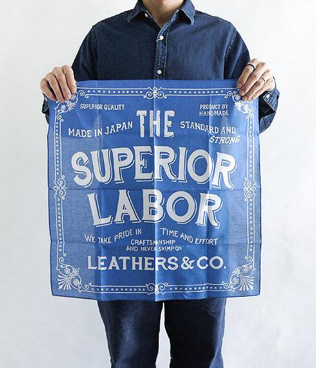 THE SUPERIOR LABOR(ザ シュペリオール レイバー) Bandana
