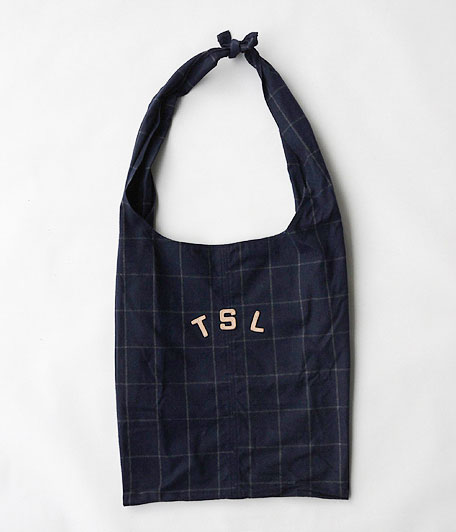 THE SUPERIOR LABOR Tie Shoulder Bag