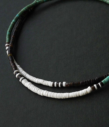 THE SUPERIOR LABOR Shell Beads Necklace