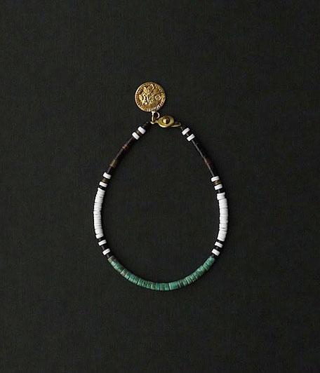 THE SUPERIOR LABOR Shell Beads Bracelet