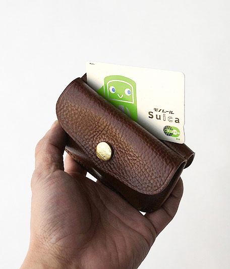 THE SUPERIOR LABOR Double Face Card Case