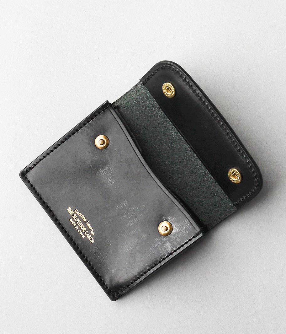 THE SUPERIOR LABOR Bridle Coin Pocket
