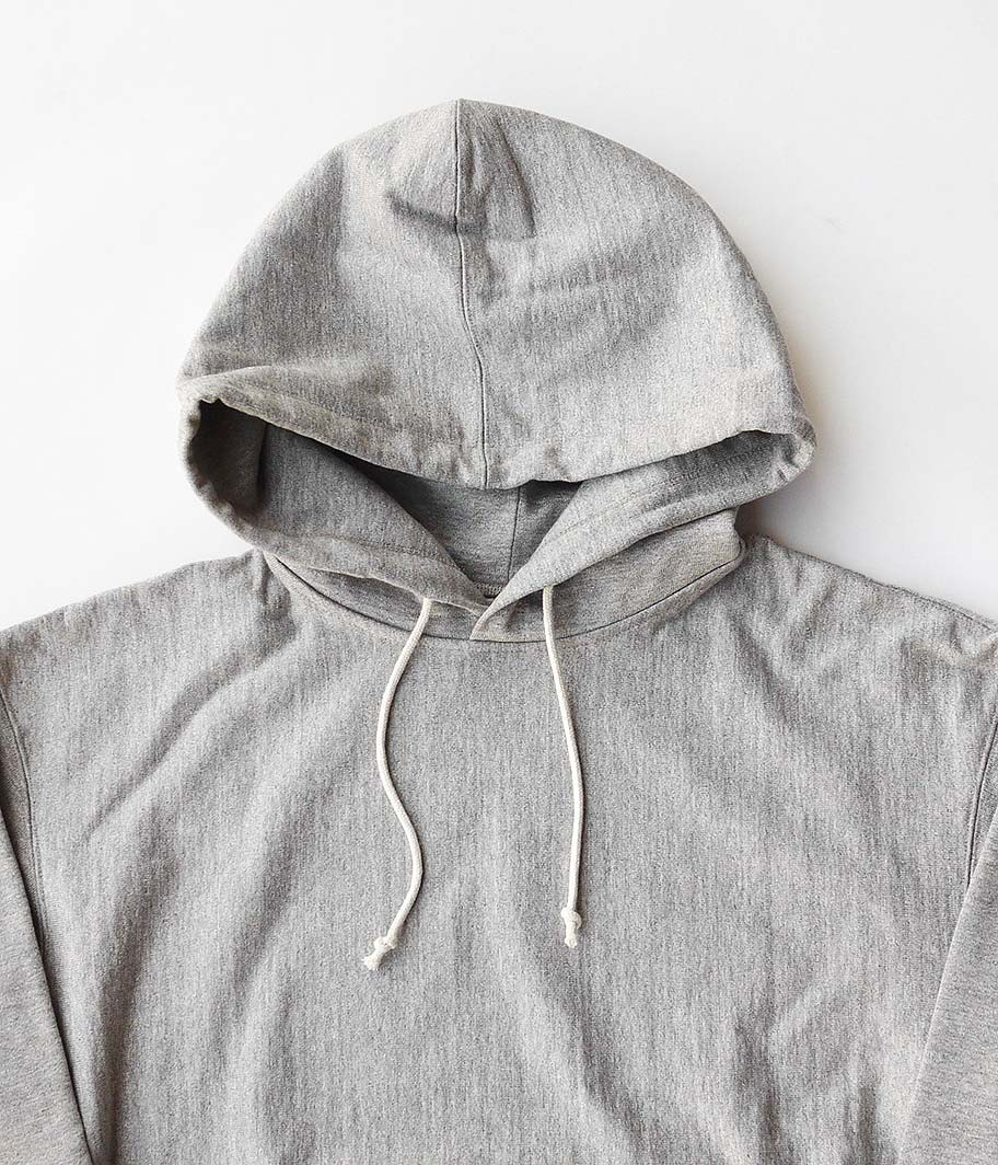 tone COTTON HOODED SWEAT