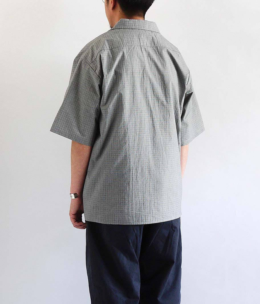 tone FLY FRONT SHIRT