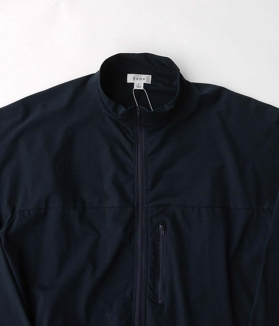 tone Cycling Zip Up Shirt