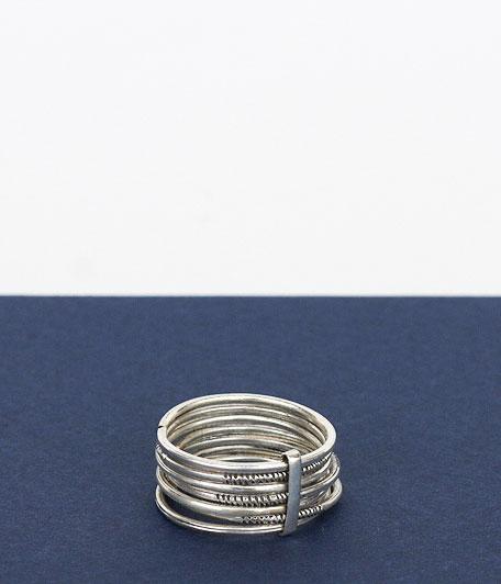 Touareg Silver Ring 10