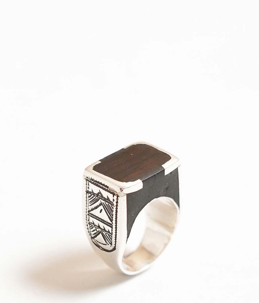 Touareg Silver Ring 11