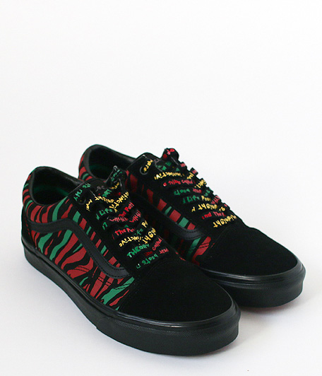 VANS (バンズ) A Tribe Called Quest × OLD SKOOL