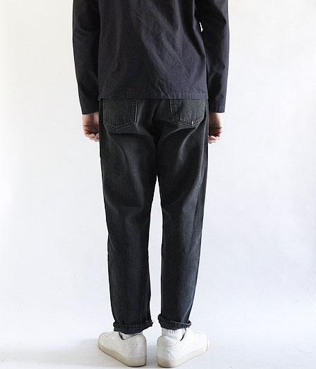 Levi's501 BLACK スリムフィットリメイク  [remake]