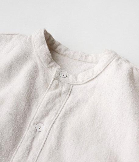 ビンテージユーロプルオーバーフランネルシャツ