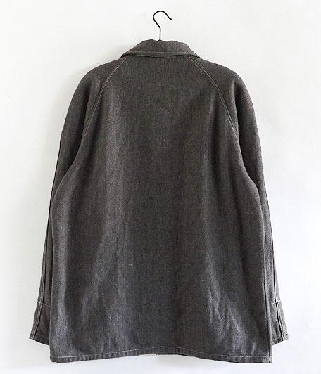 チェコ軍ウールワークジャケット