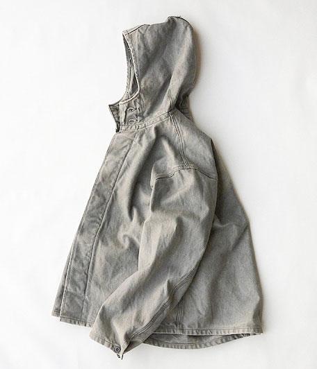 ユーロフーデッドワークジャケット