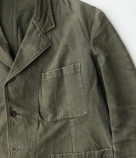 ジャーマンコットンワークジャケット