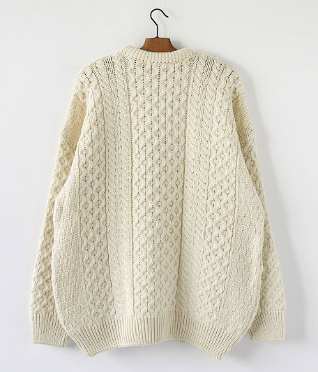 オールドアランニットセーター