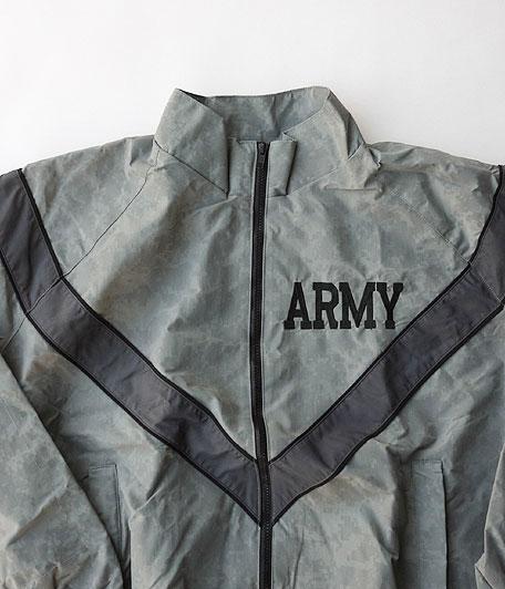 U.S.ARMY ナイロントレーニングジャケット [Dead Stock]