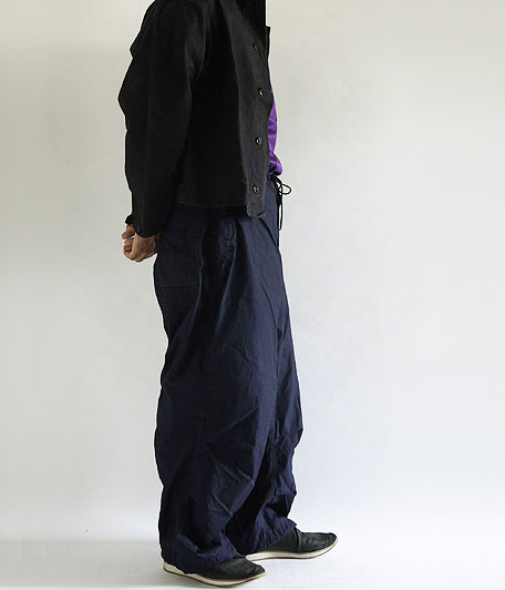 Remake U.S.ARMY Baggy Over Pants [NAVY]