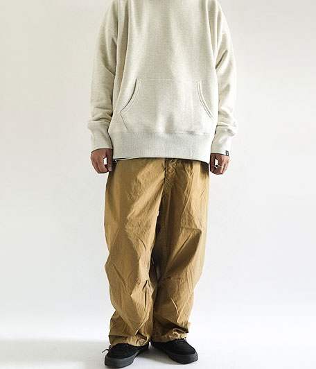 Remake U.S.ARMY Baggy Over Pants [BEIGE]