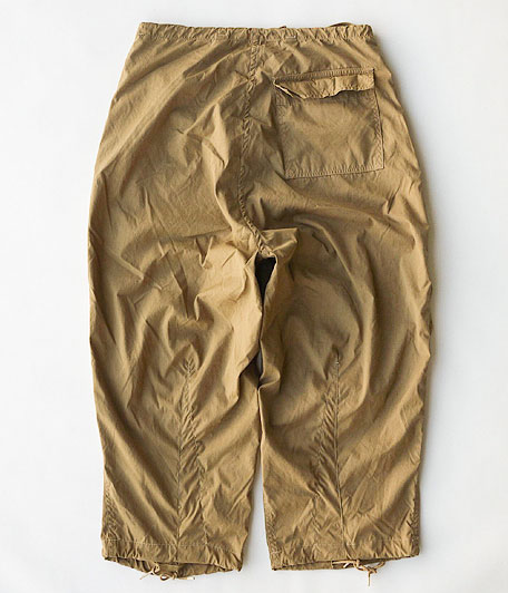 Remake U.S.ARMY Baggy Over Pants [GOLD]
