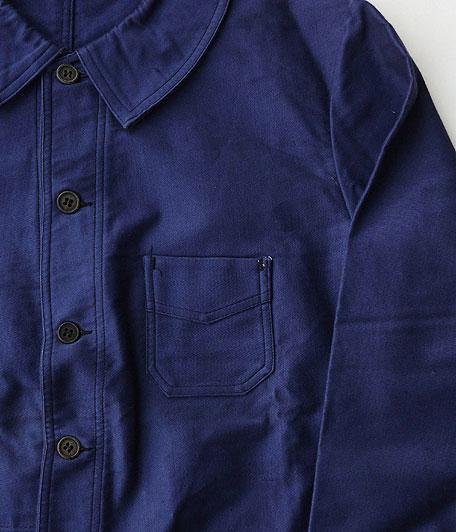 40's ビンテージモールスキンフレンチワークジャケット