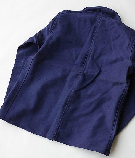 ビンテージモールスキンフレンチワークジャケット