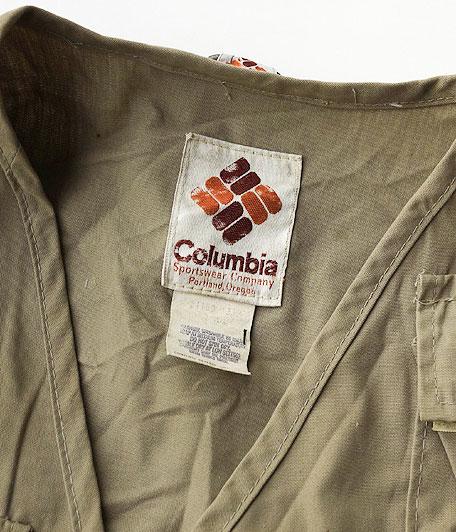 80's Columbia ビンテージフィッシングベスト