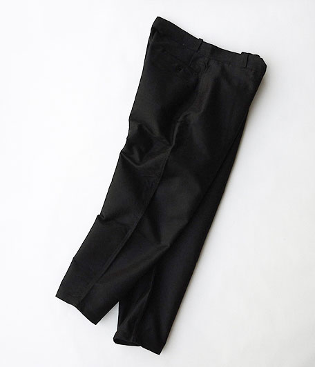50's ブラックモールスキンフレンチワークパンツ [Dead Stock]