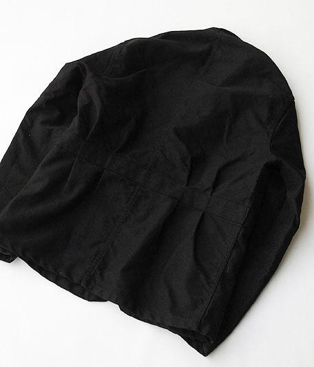 Adolphe Lafont ブラックモールスキンフレンチワークジャケット