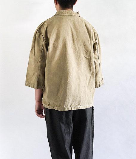 チェコ軍 プルオーバーシャツ [Overdyed Beige]