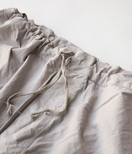 イタリア軍 スノーカモオーバーパンツ [Overdyed Gray Beige]