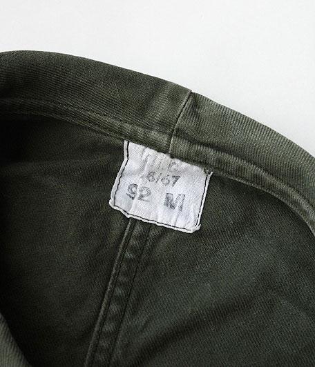 フランス軍ワークジャケット