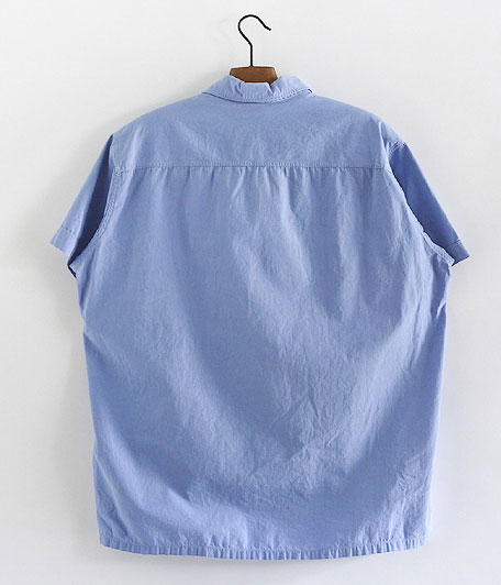 ユーロイタリアンカラープルオーバーシャツ