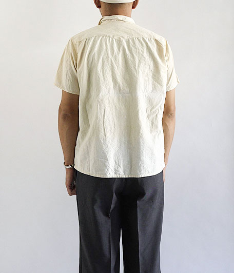 ユーロビンテージショートスリーブシャツ
