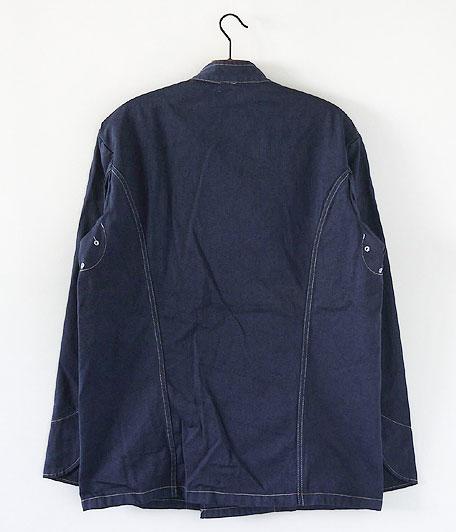 フレンチコックジャケット [Overdyed Navy]