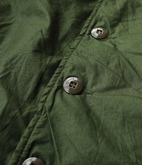 70's スウェーデン軍ライナージャケット [Dead Stock]