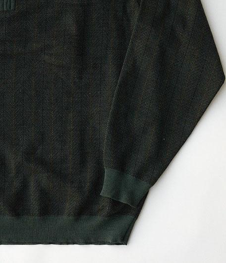 ユーロオールドニットポロシャツ