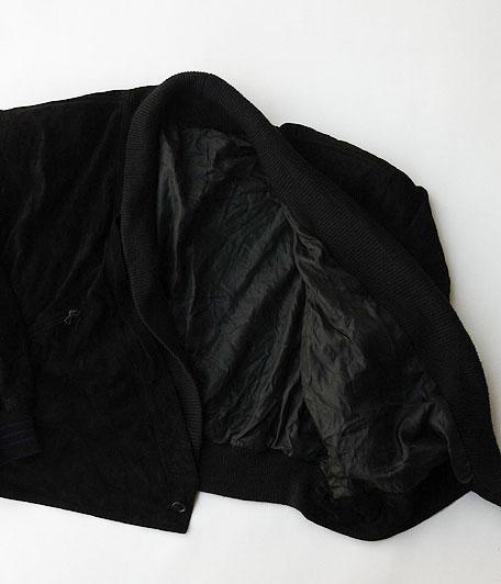 80's Gianni Versace ユーロスウェードジャケット