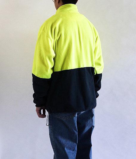 DNC workwear フリースプルオーバー