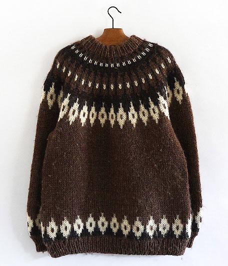 オールドノルディックセーター