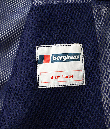 Berghaus TATRA EXTREM ゴアテックスパーカー