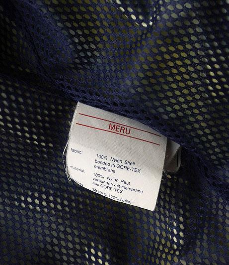 Berghaus MERU ゴアテックスパーカー