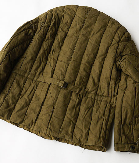 70's Soviet Army Quilted Jacket [Dead Stock]