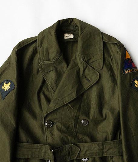50's U.S.ARMY トレンチコート