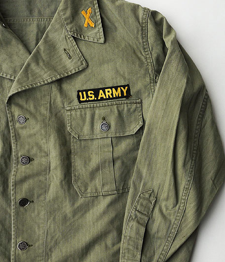 40's U.S.ARMY M-42ヘリンボーンジャケット