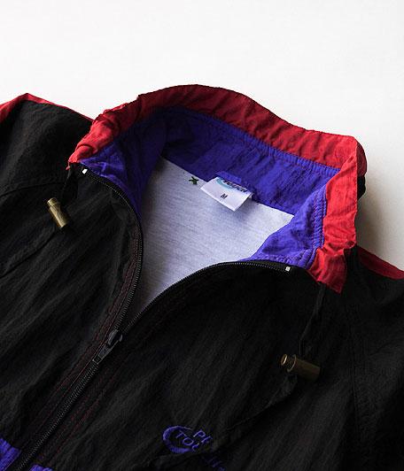 90's ユーロナイロントラックジャケット