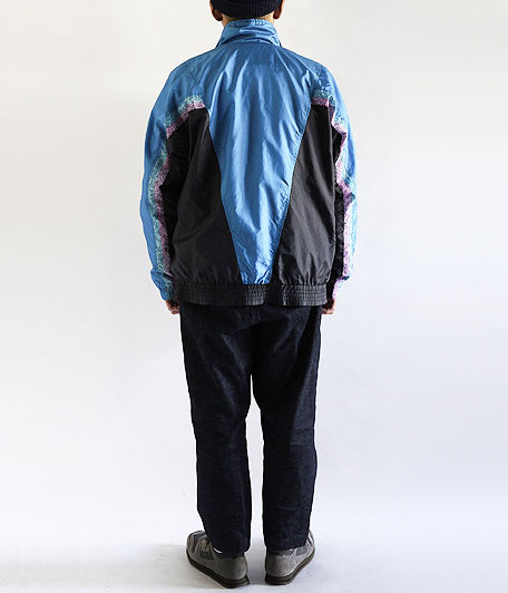 90's Sergio Tacchini ナイロントラックジャケット